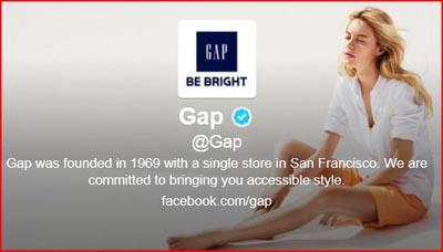 El caso Gap y Bangladesh. CA?mo salvar los muebles en Social Media