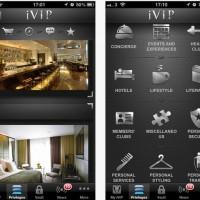 iVIP, la App más cara para iPad e iPhone. Ayuda a encontrar productos y servicios de alto nivel.