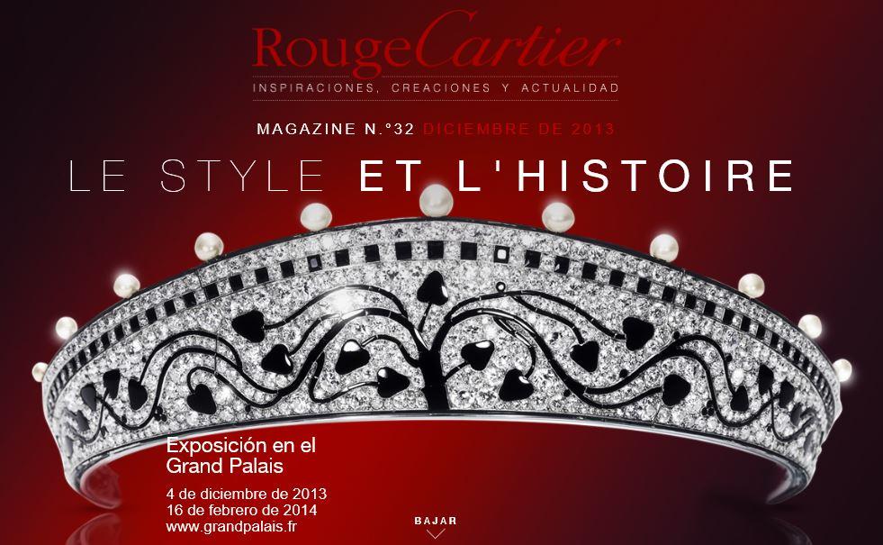 Captura de pantalla del nº 32 de Rouge Cartier.