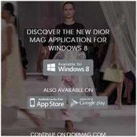 Dior Mag Application