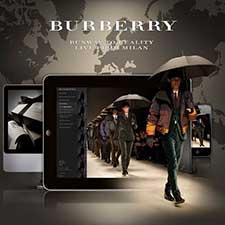 Burberry se acerca a sus clientes chinos chateando a travAi??s de la aplicaciA?n mA?vil WeChat