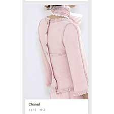 Imagen de Chanel en Pinterest.
