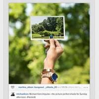 Imagen compartida por Michael Kors en Instagram ayer domingo.