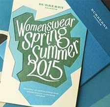Burberry estrena la opciA?n de compra online por Twitter durante la London Fashion Week