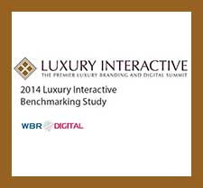 2014 Luxury Interactive Benchmarketing Study