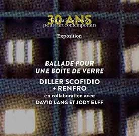 Conmemoración del 30 Aniversario de la Fundación Cartier para el Arte Contemporáneo.