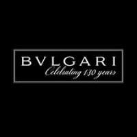 Logo del 130 aniversario de Bulgari.