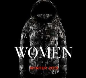 Colección 2015 de Moncler para mujer.