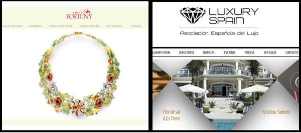 Luxury Spain y CAi??rculo Fortuny: asAi?? estA?n las asociaciones espaAi??olas del lujo en Facebook