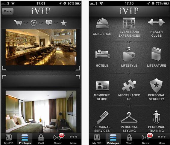 5 Aplicaciones mA?vil para el sector lujo: las grandes marcas seducen desde el smartphone