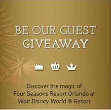La cadena de lujo Four Seasons promociona su nuevo resort de Orlando sorteando en Facebook una estancia de tres noches