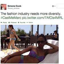 Marc Jacobs convoca un casting en las Redes Sociales para buscar modelo y logra que respondan mA?s de 70.000 aspirantes