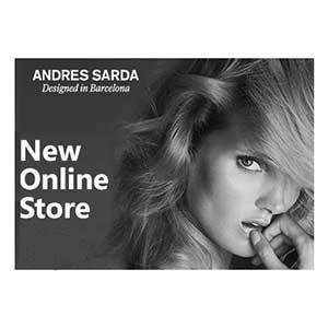 La marca de lencerAi??a de lujo AndrAi??s Sarda lanza una tienda online